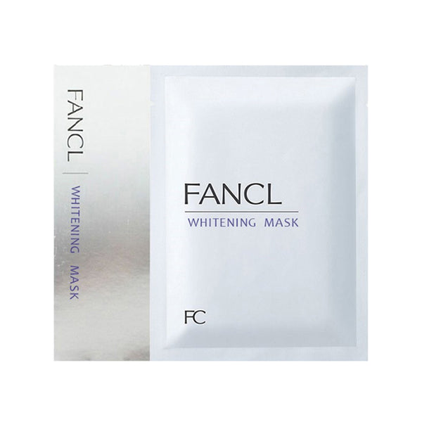 FANCL Whitening Facial Mask 6 Sheets