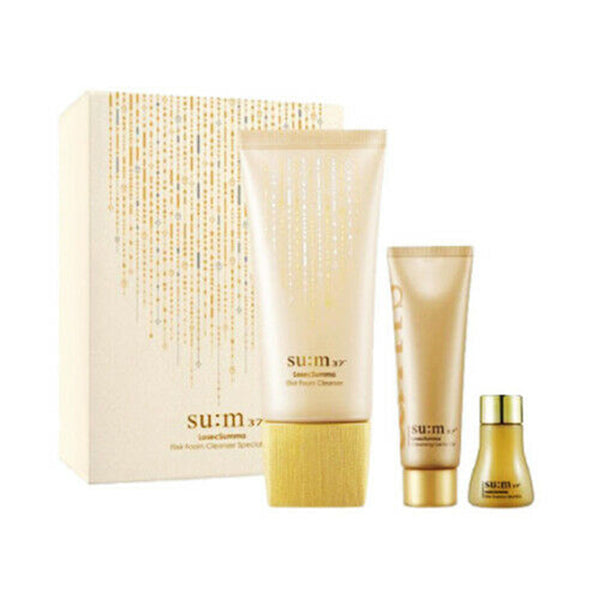 SU:M37 LosecSumma Gold Foam Cleanser Set (2023/June)