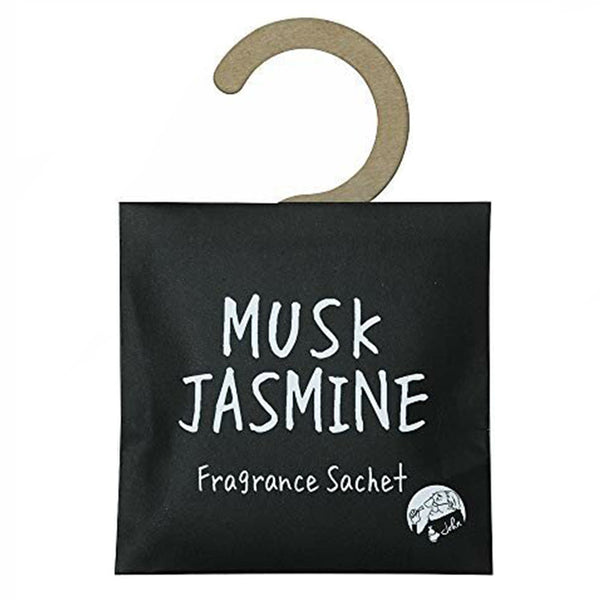 John's Blend Fragrance Sachet For Closet Musk Jasmine 1pc