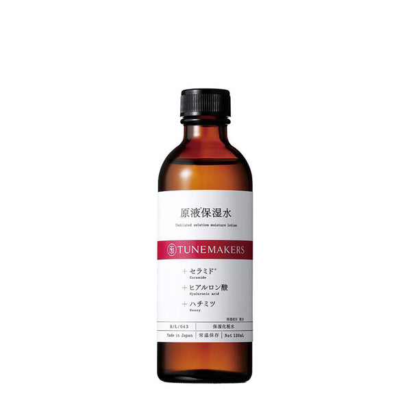 Tunemakers Moisturizing Toner 120ml 日本TUNEMAKERS 原液保湿水