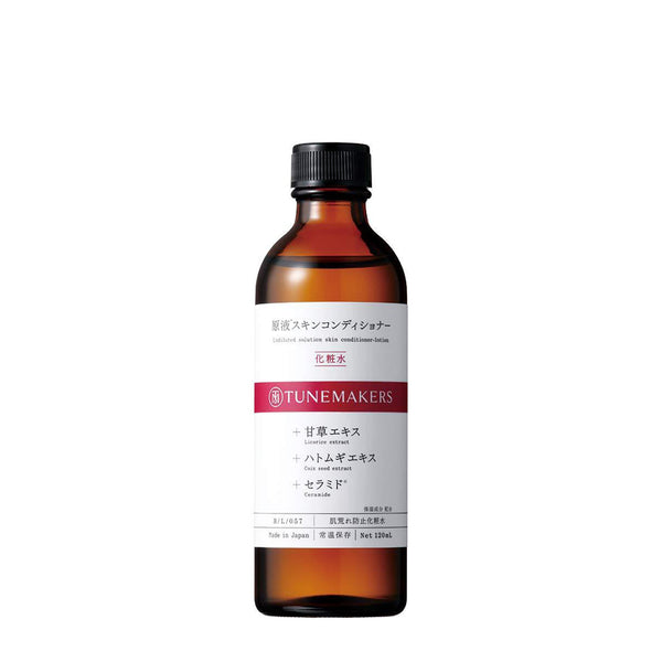Tunemakers Skin Conditioner Toner 120ml 日本TUNEMAKERS甘草肌肤调理化妆水