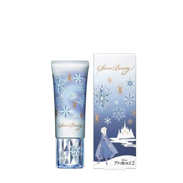 Shiseido Snow Beauty Whitening Tone Up Essence 40ml 资生堂 Snow Beauty 美白精华隔离妆前乳 冰雪奇缘限量版