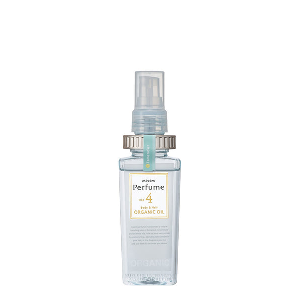 Mixim Perfume Body&Hair Organic Oil Step 4 100ml  香水持久系列 有机薰衣草全效精油