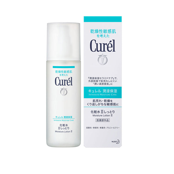 KAO Curel Moisture Lotion II 150ml