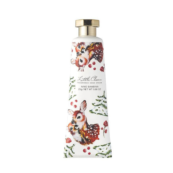 Little Charm Fragrance Hand Cream 25g [5 Types] 日本LITTLE CHARM  香水滋润护手霜