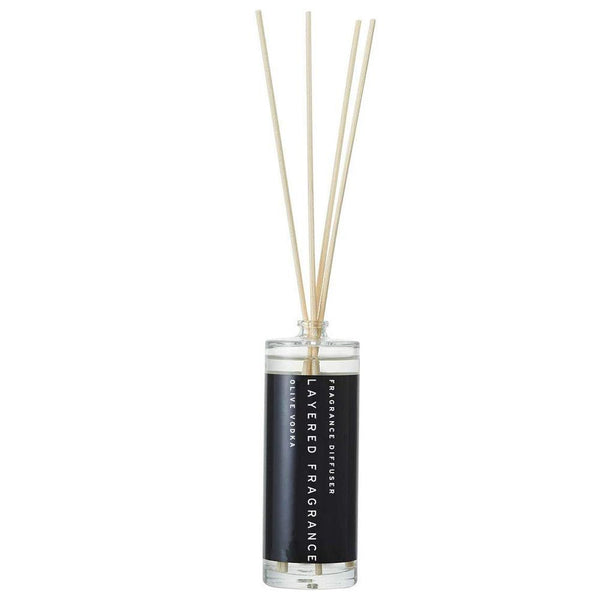 Layered Fragrance Olive Vodka Diffuser 100ml