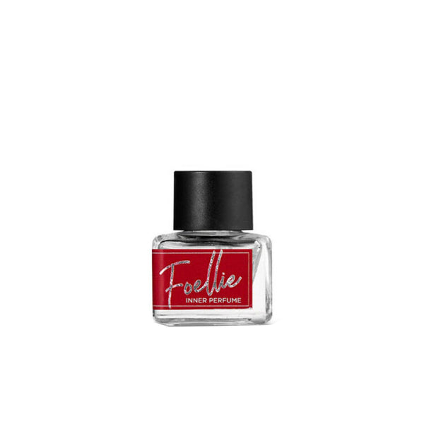 Foellie eau de bebe - Feminine Inner Beauty Perfume (for Underwear), Soft Red Musk, 5ml