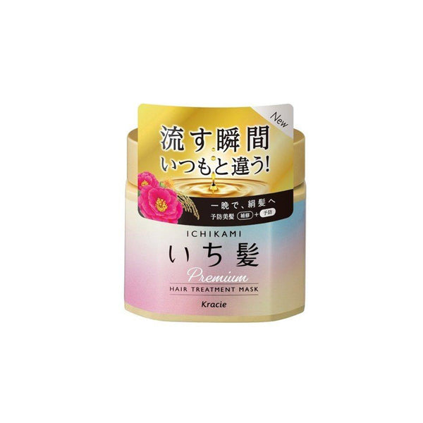 Kracie Ichikami Premium Hair Treatment Mask