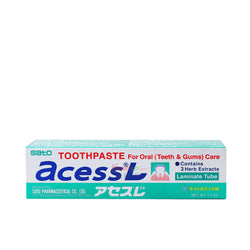 Sato Pharmaceutical Acess L Toothpaste 125g/60g