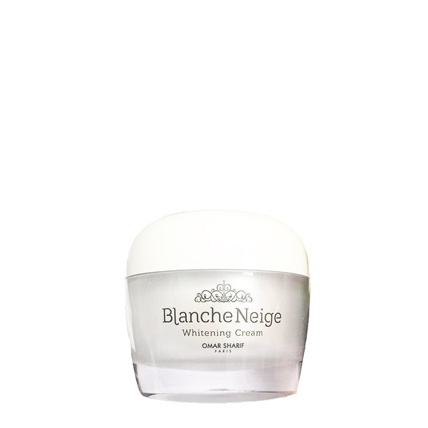 Omar Sharif Blanche Neige Brightening Cream 50g 美白保湿素颜霜