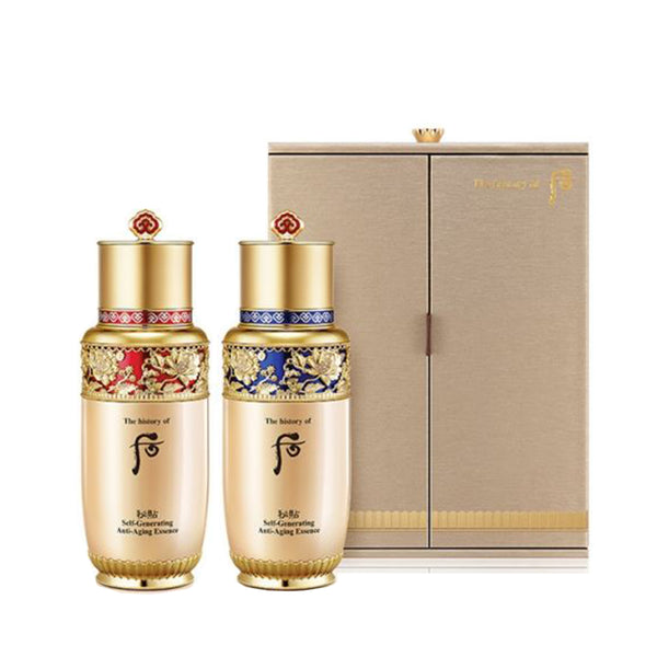 WHOO Bichup Anti-Aging Yeonhyang Essence (90ml+90ml) Set