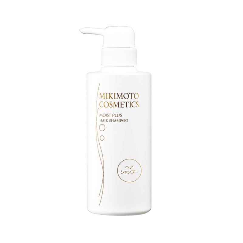 Mikimoto Moist Plus Hair Shampoo 380ml 珍珠润泽修复洗发乳