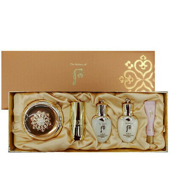 The history of Whoo Cheongidan Radiant Essence Cushion #23 Special Set