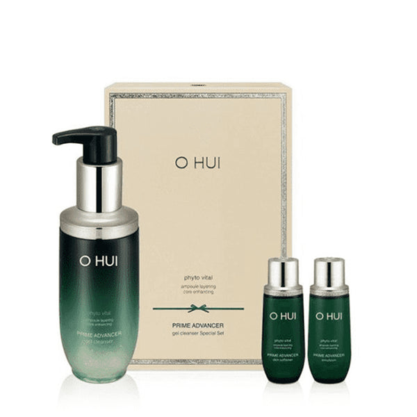 O HUI Prime Advancer Gel Cleanser Set 欧蕙 多效活妍凝胶洗面奶
