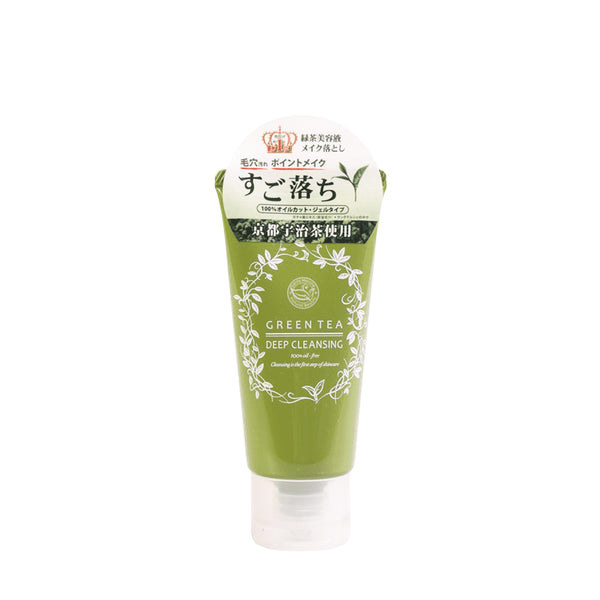 Clair Santa marche Green Tea Deep Cleansing 70g 日本宇治绿茶清爽卸妆啫喱