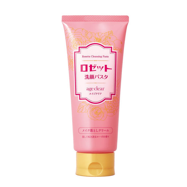 Rosette Cleansing Pasta Age Clear Makeup Remover 180g [2 Types] 抗初老系列卸妆霜