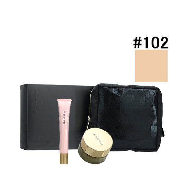 Suqqu Foundation Starter Kit 102 2020