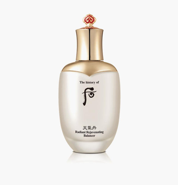 THE HISTORY OF WHOO: CHEONGIDAN RADIANT REJUVENATING BALANCER 150ML 后:天气丹华泫平衡调理水 [EXP. 10/24/2021]