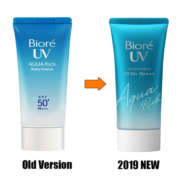 KAO Bioré UV NEW Edition Watery Essence SPF50+/PA++++ 50g 日本新版碧柔水感防晒乳 50g