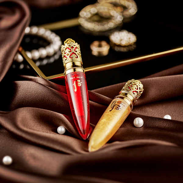 The History of Whoo Gongjinhyang: Mi Luxury Lip Essence (01 Royal Gold) 5.5g 后 拱辰享美奢冠鎏金精华唇蜜 (01 纯金) 5.5g