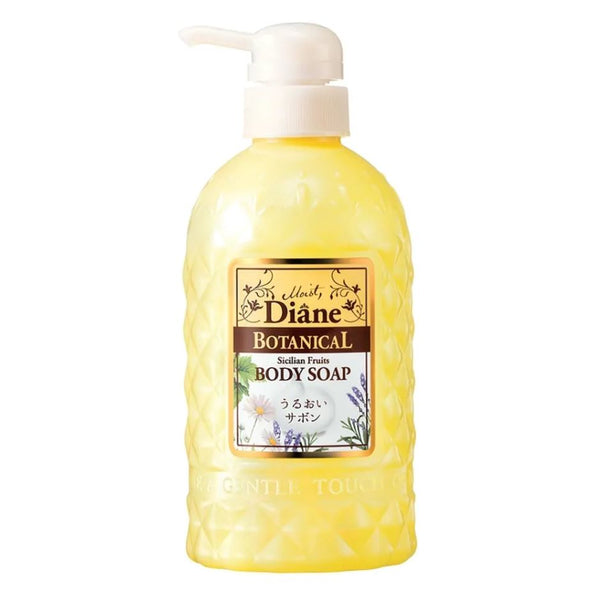 Moist Diane Botanical Body Soap Sicilian Fruits 500ML