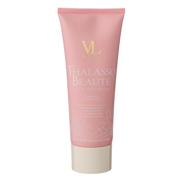 Venus Lab Thalasso Beaute Hair Removing Cream Bouquet Floral 樱花美肌脱毛膏腋下汗毛温和去毛膏 200g