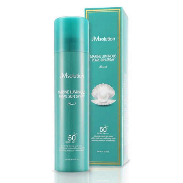 JMsolution Marine Luminous Pearl Sun Spray SPF50+ PA++++ 海洋珍珠防晒喷雾 180ml
