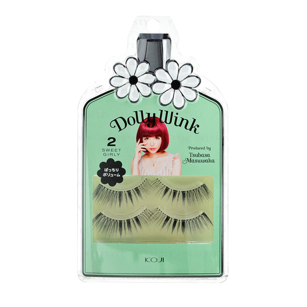 Koji Dolly Wink Eyelashes 日本Dollywink益若翼 假睫毛系列