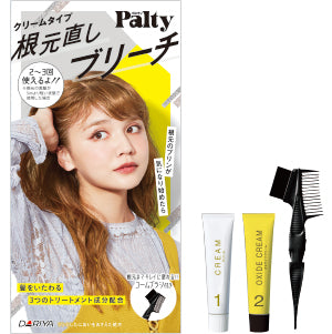 DARIYA Palty Hair Bleach 亮色漂白染发剂 #Root Touch Up Bleach