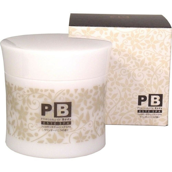 Pheromone Body Aesthetic Spa 500g 日本PHEROMONE BODY 身体磨砂膏(香草味)