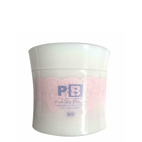 Pheromone Body Peach Hip Premium 500g 日本PHEROMONE BODY 美白美臀磨砂膏(蜜桃味)