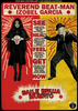 Poster - Reverend Beat-Man and Izobel Garcia