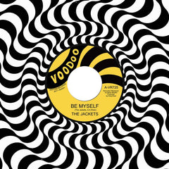 "NEWS: THE JACKETS - BE MYSELF - 7"" SINGLE"