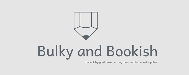 bulky and bookish