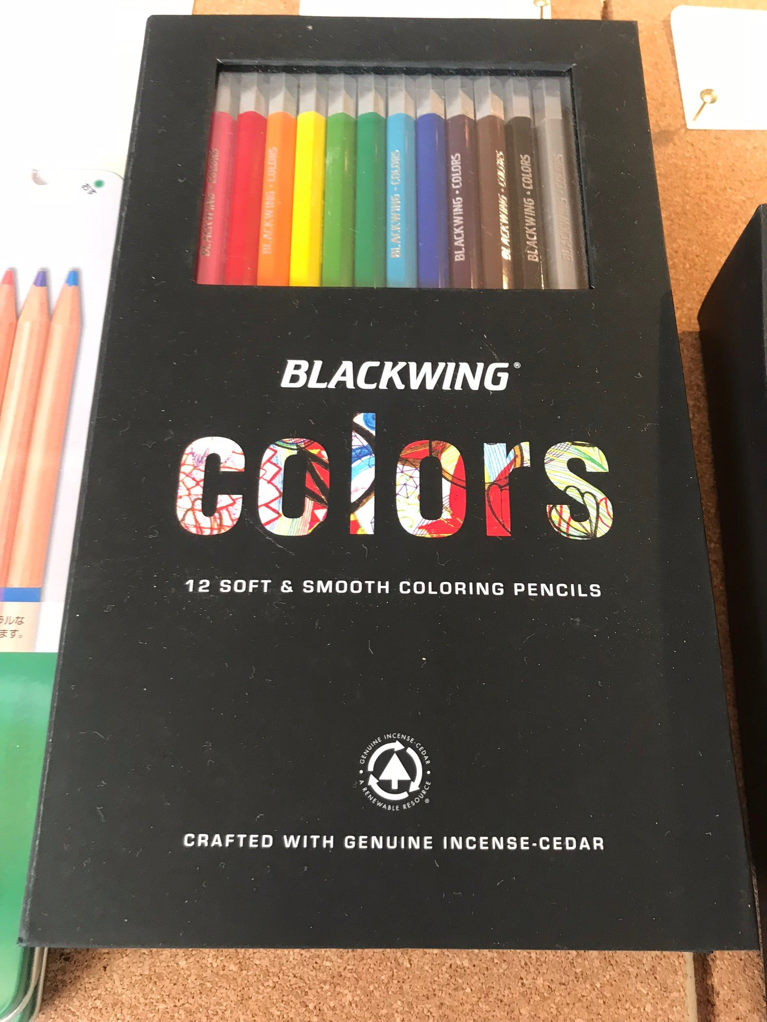 Color Pencil- Blackwing