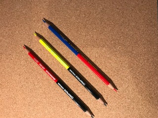 Pencil- Bicolor (Caran D'Ashe)