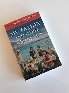 Book- My Family and Other Animals