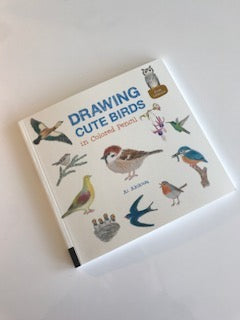 Book- Drawing Cute Birds