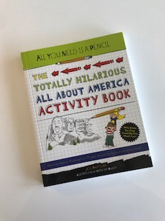 Book- All You Need Is A Pencil: The Totally Hilarious All About America