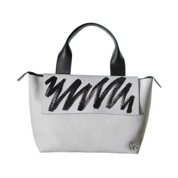 Julianne Graffiti White basic