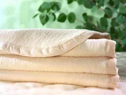 Lifekind Organic Egyptian Cotton Blanket