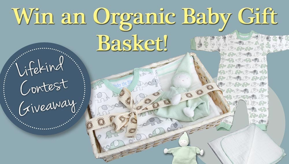 Organic-Baby-Basket-Social-Media-Giveaway