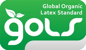 Global Organic Latex Standard (GOTS) Certified