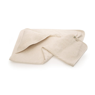 Certified Organic Cotton Baby Hooded Towel