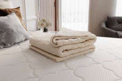 Certified Organic All-Season Wool Comforter