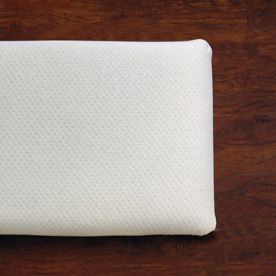 Low-Profile Natural Rubber Latex Molded Pillow