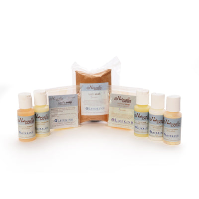 Personal-Care Sample Kit