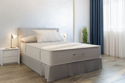 The Rose Mattress — Certified Organic Natural Rubber Latex and Pocket-Coil Mattress