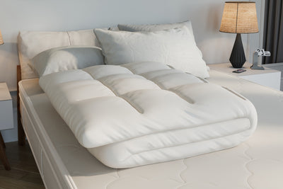 Certified Organic Wooly Pillow Top