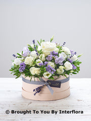 Lovely Lilac Gift Box